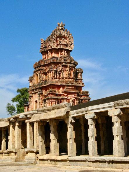 Hampi, Indien Reise