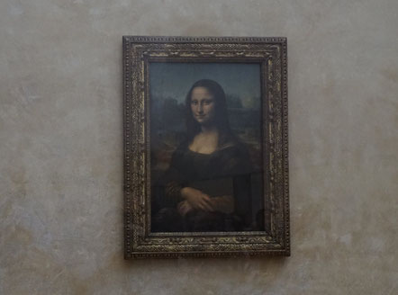 Joconde Mona Lisa Paris