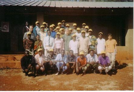 Il gruppo di lavoratori  per il Karasali