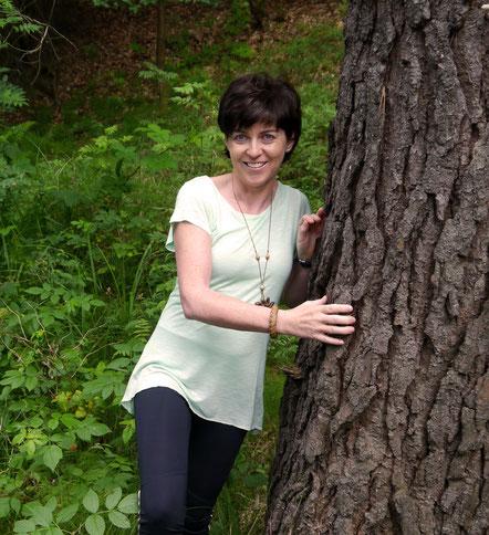 Diana Mirtschink, Autorin von Waldzeit Dresden