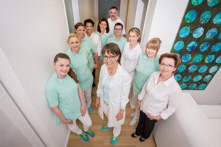 Herzlich willkommen in der Zahnarztpraxis Dr. Gabriele S. Müller