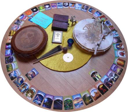 Stark wie ein Baum / 3. Thementag: Die Archetypen (Bild: Der Magier)