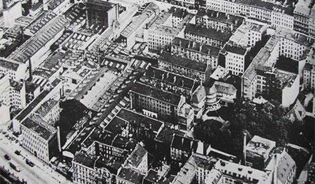 Mietskaserne Meyer'sche Höfe in der Ackerstraße
