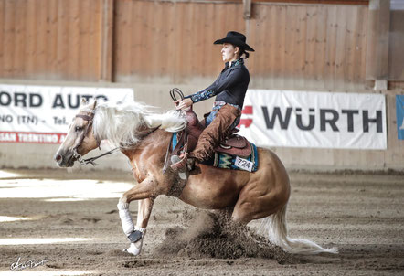 Moroder Nora - Green Level e Novice Rider 2mani