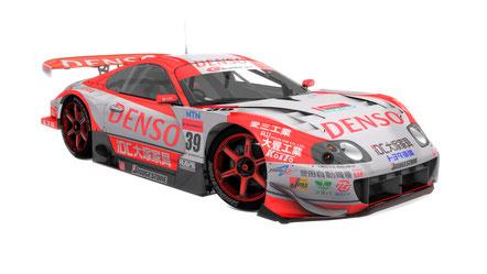 Toyota Supra GT500 - v1.5