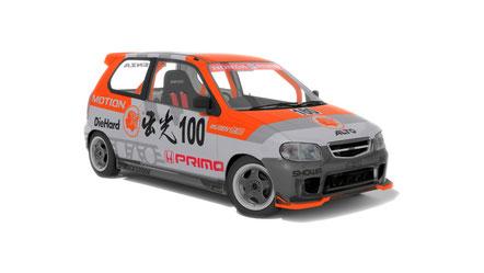 Suzuki Alto HA23V - v1.0