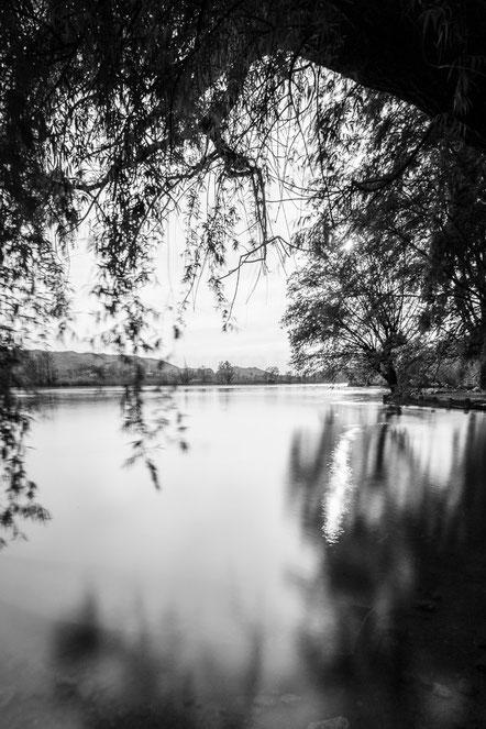In provincia di Frosinone, il lago di Posta Fibreno
