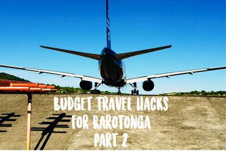 Budget travel hacks for Rarotonga,