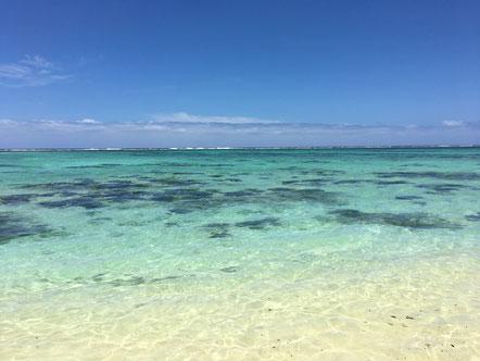 See Cook Islands, Rarotonga, lagoon,