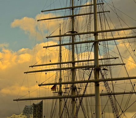 Ship Elbphilharmonie