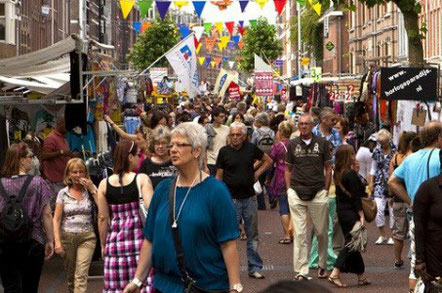 Best things to do in Amsterdam Albert Cuyp Markt  Copyright Iamsterdam