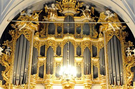 Liepaja top things to do - Organ - Copyright Baltic Travel