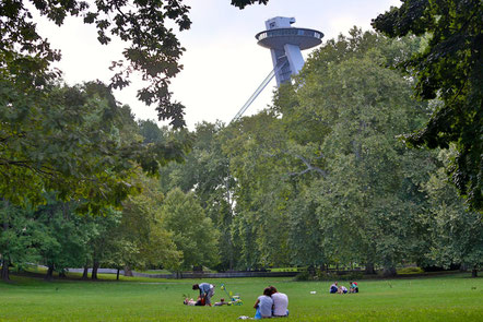 Bratislava top things to do - UFO Tower - Copyright Where Is Your Toothbrush