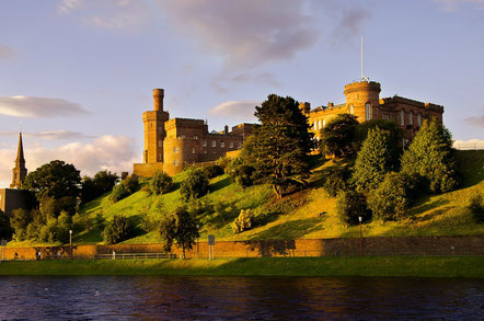 Inverness top things to do - Inverness Castle - Copyright Jesús Belzunce Gómez