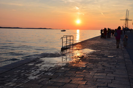 ZADAR Greeting to the Sun Photo