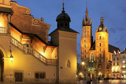 Krakow top things to do - St Mary's Church - Copyright  Ministry of Foreign Affairs of the Republic of Poland