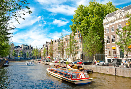 Best things to do in Amsterdam Canal tour Copyright Alexander Demyanenko