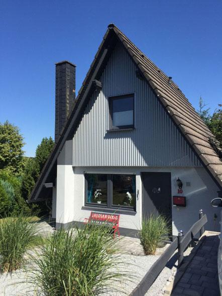 """Ferienhaus """"Auszeit am See"""" am Seeweiher in Waldernbach/Mengerskirchen im Westerwald"""