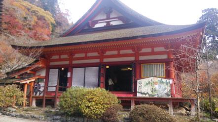 奈良県飛鳥の談山神社