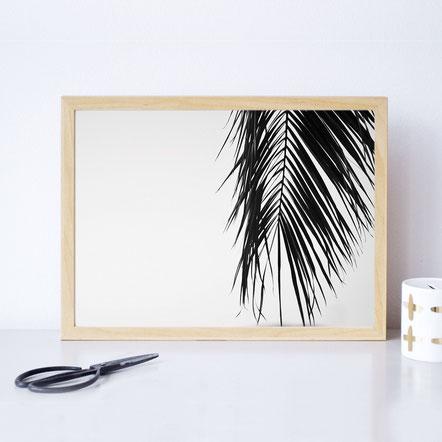 """Artprint """"Palmenblatt"""""""