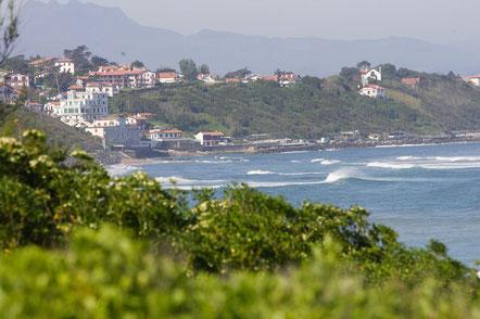 Atlantikküste, Biarritz, Baskenland, Frankreichreise, mondäne Badeorte in Europa, Kultur und Genuss in Europa, wo Europa am schönsten ist