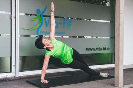 Pilates und mehr mit Vita-Fit in Hunzenschwil