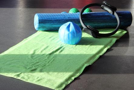 Pilates und Training mit Kleingeräten, Vita-Fit Hunzenschwil