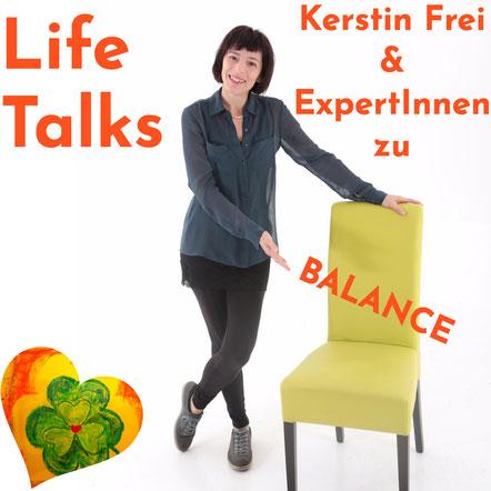 Life Talks  Gespräche Coach Therapeutin Bewegung Stressmanagement Gesundheit Wellness Work-Life-Balance