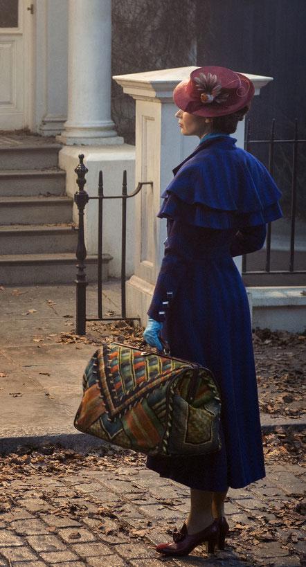 Mary Poppins - Emily Blunt - Disney - kulturmaterial