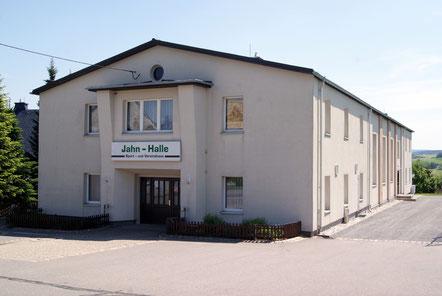 Bild: Wünschendorf Erzgebirge Jahn-Halle