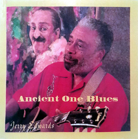 """ Ancient One Blues "" front cover"