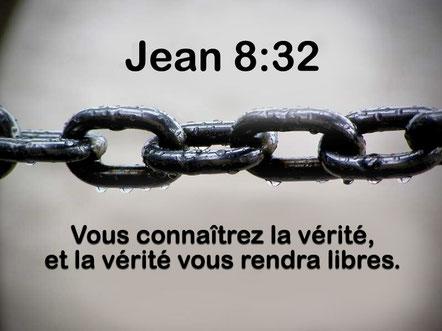 Jésus avait déclaré quand il était sur terre : vous connaîtrez la vérité et la vérité vous libérera. Tout comme les Juifs ont pu être libérés de la domination babylonienne, les chrétiens sincères peuvent être libérés de la domination de Babylone la grande