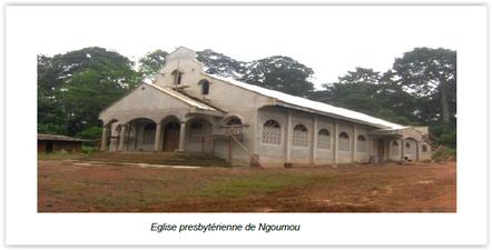 Mboma Eglise Presbytérienne du village Ngoumou