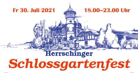 Herschinger Schlossgartenfest mit der Big Band Munich Swing Junction