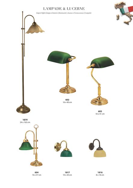 バンカーズランプ Bankers lamp