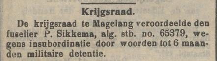 Het nieuws van den dag voor Nederlandsch-Indië 11-03-1912