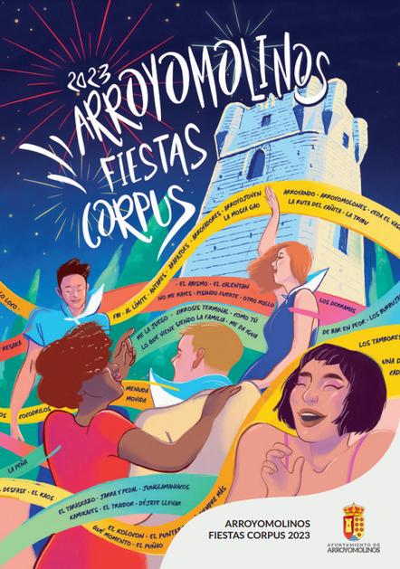 Fiestas del Corpus en Arroyomolinos