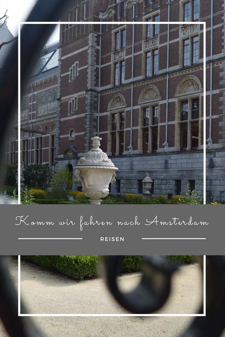 Ich zeige euch die Hotspots und Musst-sees von Amsterdam, inklusive toller Sehenswürdigkeiten und Unternehmungen.