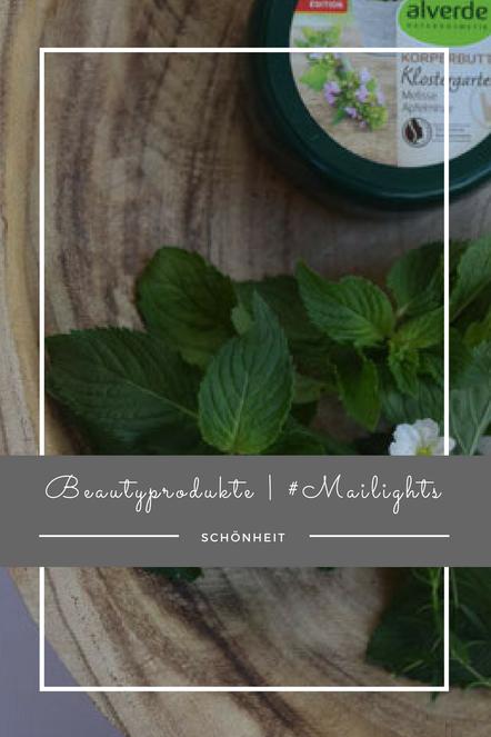 Meine liebsten Beautyprodukte im Mai: Alles dreht sich um das Thema Kräuter und Heilpflanzen.