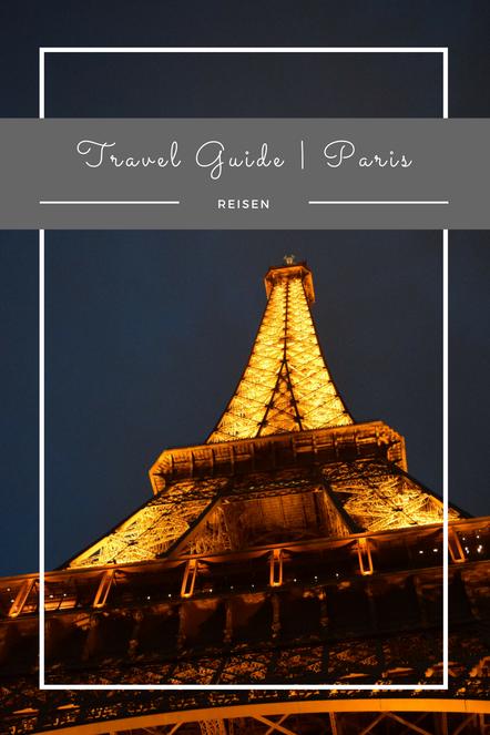 Mein Reisebericht und Tipps für Sehenswürdigkeiten in Paris, Frankreich.