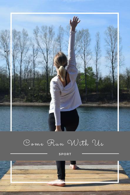 Come Run With Us - Zu einer guten Laufvorbereitung und Lauftraining gehören auch einige Stretching- und Yogaübungen.