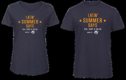 Latin'Summer Days - festival salsa danse Anglet Cote basque