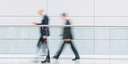 Businessman, Straigt ahead, Meeting