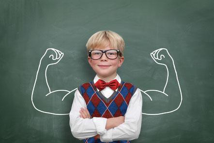 Stark und selbstbewusst durch die Schulzeit