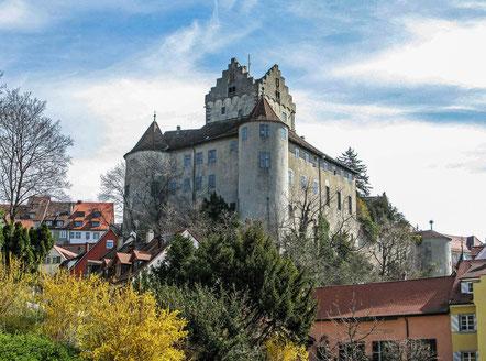 © Traudi - Burg/Altes Schloss, das Wahrzeichen der Stadt.