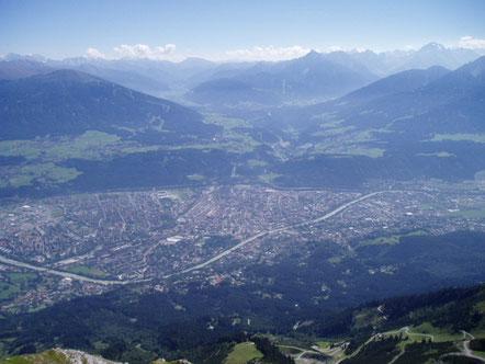 ハーフェレカールからの眺め