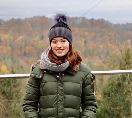Eva blickt zurück auf fünf Monate in Riga