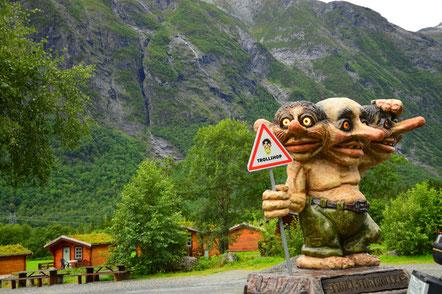 Trolle in Norwegen