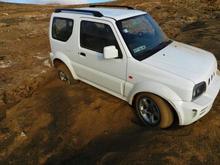 Offroad Cape Verde Suzuki jimny