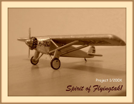 Spirit of Flyingtak1 号